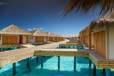 Kuda Fushi Resort & Spa, Maldives